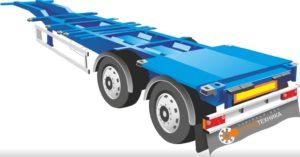 для тяжеловесных грузов